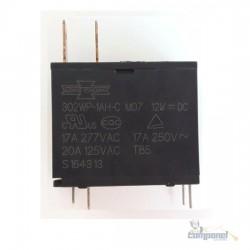 Relê Microondas 12v X 17a 302wp-1ah-c M02